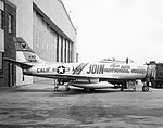 194th Fighter-Interceptor Squadron - North American F-86A-1-NA Sabre 47-606.jpg
