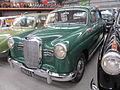 1950s Mercedes-Benz 180 (15028280158).jpg