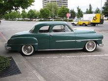 Dodge coronet wikipedia 1951 dodge coronet coupe 1952 dodge coronet publicscrutiny Gallery