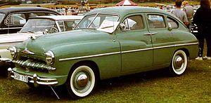 Ford Vedette - Ford Vedette Sedan 1950