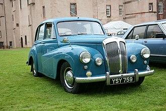 Daimler Conquest - Image: 1952 Daimler Conquest 2.5litre 5877692283
