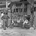 1958 visite d'une délégation INRA au Haras du Pin Cliché Jean Joseph Weber-49.jpg