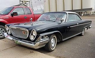 Chrysler Newport Motor vehicle