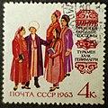 1963 Turkmenski narodni kostjumi 4k.jpg