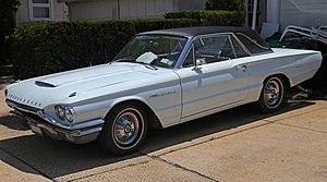 Ford Thunderbird (fourth generation) - 1964 Thunderbird Landau