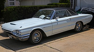 Ford Thunderbird (fourth generation) - 1964 Thunderbird Landau
