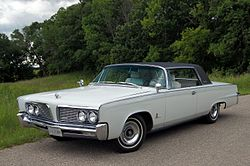Imperial Crown Coupé (1964)
