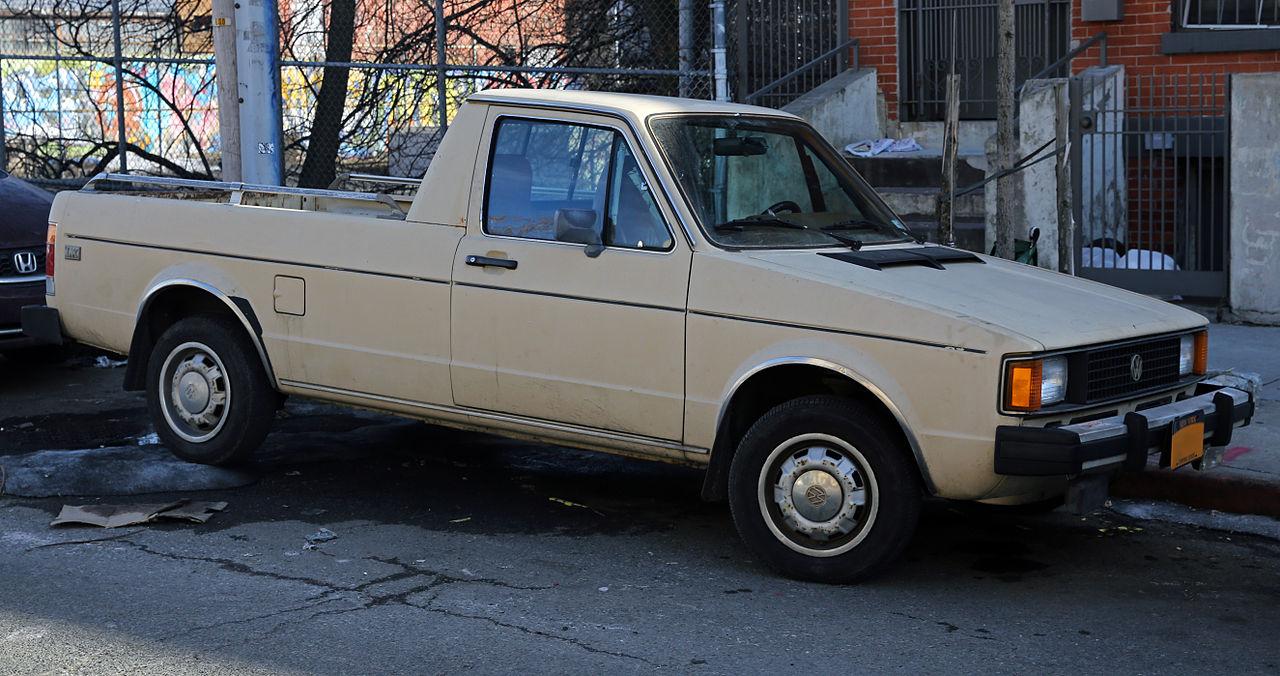file 1981 volkswagen rabbit pickup diesel lx. Black Bedroom Furniture Sets. Home Design Ideas