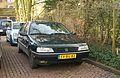 1992 Peugeot 405 GRI 1.8 Aut. (12957302314).jpg