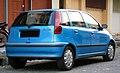 1993-1999 Fiat Punto SX (5-door hatchback) in Ipoh, Malaysia (02).jpg
