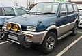 1994 Nissan Mistral TD Automatic 2.7.jpg