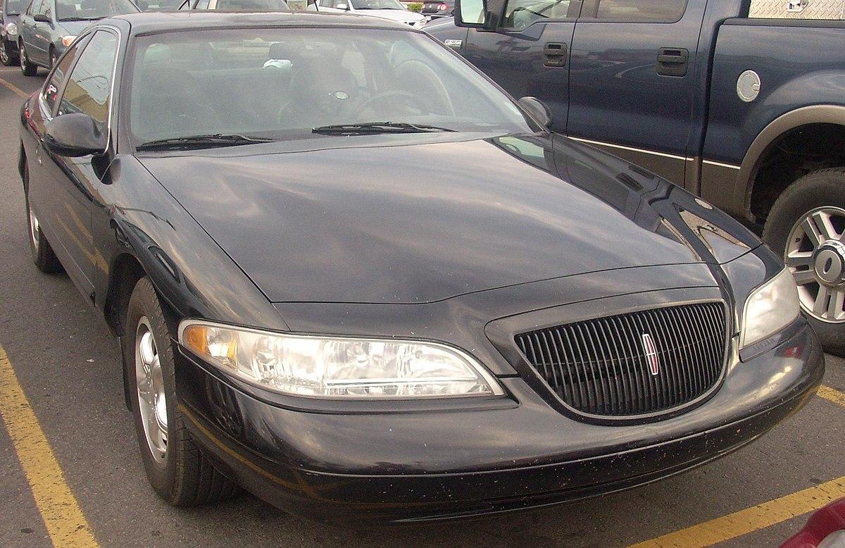 Lincoln Mark 7 >> Lincoln Mark VIII – Wikipedia, wolna encyklopedia