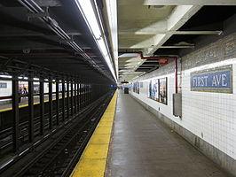 First Avenue (BMT Canarsie Line)