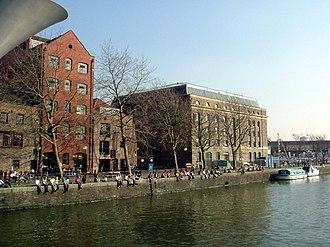 Grade II* listed buildings in Bristol - Image: 20050319 046 bristol arnolfini