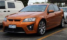 Holden Special Vehicles - Wikipedia