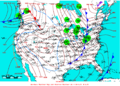 2007-01-09 Surface Weather Map NOAA.png