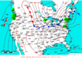 2007-05-20 Surface Weather Map NOAA.png