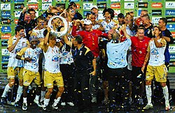 2008 A-League Grand Final celebrations.jpg