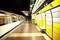 2009 Jaume I Barcelona Metrostation.JPG