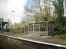 2009 at Bruton station - up side.jpg