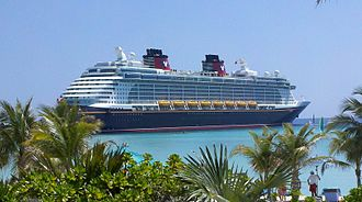 Disney Cruise Line - Disney Dream at Castaway Cay
