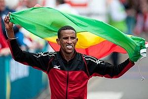 20120415 Rotterdam Marathon Yermane Adhane.jpg