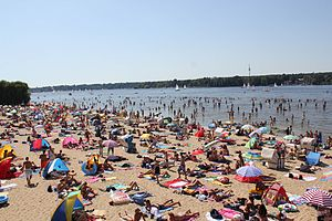 Wannsee - Strandbad Wannsee