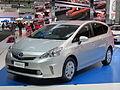 2012 Toyota Prius v (ZVW40R) wagon (2012-10-26) 01.jpg