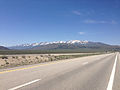 2014-06-11 12 44 15 View of the East Humboldt Range from around milepost 353 along Interstate 80 and Alternate U.S. Route 93 near Wells, Nevada.JPG