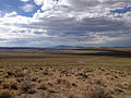 2014-07-18 16 31 45 View north-northwest from the north lip of the Lunar Crater, Nevada.JPG