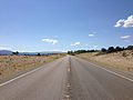 2014-08-09 10 56 03 View east on U.S. Routes 6 and 50 and south on U.S. Route 93 about 39.6 miles east of the Nye County line in White Pine County, Nevada.JPG