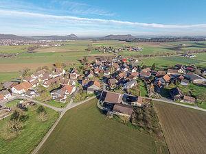 Buch, Schaffhausen - Image: 2014 12 23 12 57 38 Switzerland Kanton Schaffhausen Buch SH Buch SH