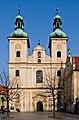 2014 Kłodzko, kościół Matki Bożej Różańcowej 01.JPG