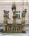 2014 Kłodzko, posąg św. Jana Nepomucena, 01.jpg