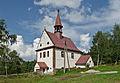 2014 Kościół św. Michała Archanioła w Siennej 06.JPG