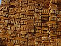 2015-03-08 Stacks of bricks in Swayambhunath,Katmandu,Nepal DSCF3935.jpg