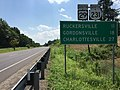 2016-07-21 13 58 39 View south along U.S. Route 29 and Virginia State Route 231 (Seminole Trail) just south of U.S. Route 29 Business (Main Street) just south of Madison in Madison County, Virginia.jpg