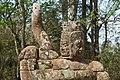 2016 Angkor, Angkor Thom, Brama północna (07).jpg