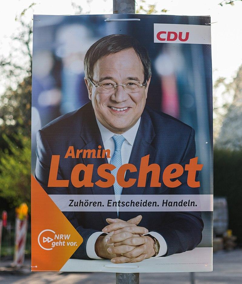 2017-04-03 Wahlkampf-Plakat der CDU zur NRW-Landtagswahl 2017 IMG 3387.jpg