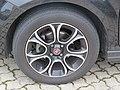 2017-10-19 (357) Bridgestone Turanza ER 300 195-55 R 16 87 H tire at Bahnhof Tulln an der Donau.jpg
