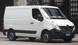 series of vans