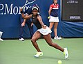 2017 US Open Tennis - Qualifying Rounds - Sachia Vickery (USA) def. Jamie Loeb (USA) (36316921314).jpg