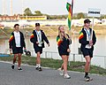 2018-08-07 World Rowing Junior Championships (Opening Ceremony) by Sandro Halank–150.jpg