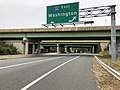 2018-10-26 13 44 14 View south along Virginia State Route 286 (Fairfax County Parkway) at the exit for Interstate 66 EAST (Washington) in Fair Lakes, Fairfax County, Virginia.jpg