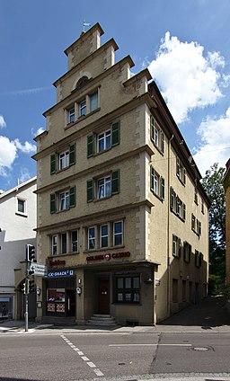 Feuerbacher-Tal-Straße in Stuttgart