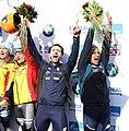 2020-03-01 Flower Ceremony Skeleton Mixed Team competition (Bobsleigh & Skeleton World Championships Altenberg 2020) by Sandro Halank–007.jpg
