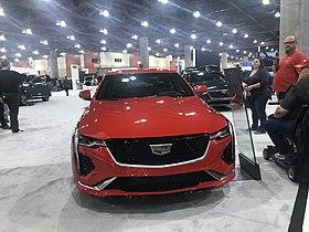 Cadillac CT4 - Wikipedia
