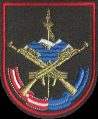 21st Guards Motor Rifle Brigade - 21st Guards Motor Rifle Brigade shoulder sleeve insignia