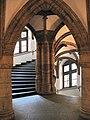 2328 - München - Neues Rathaus - Spiral Stair.JPG