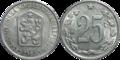 25 haleru CSK (1962-1964).png